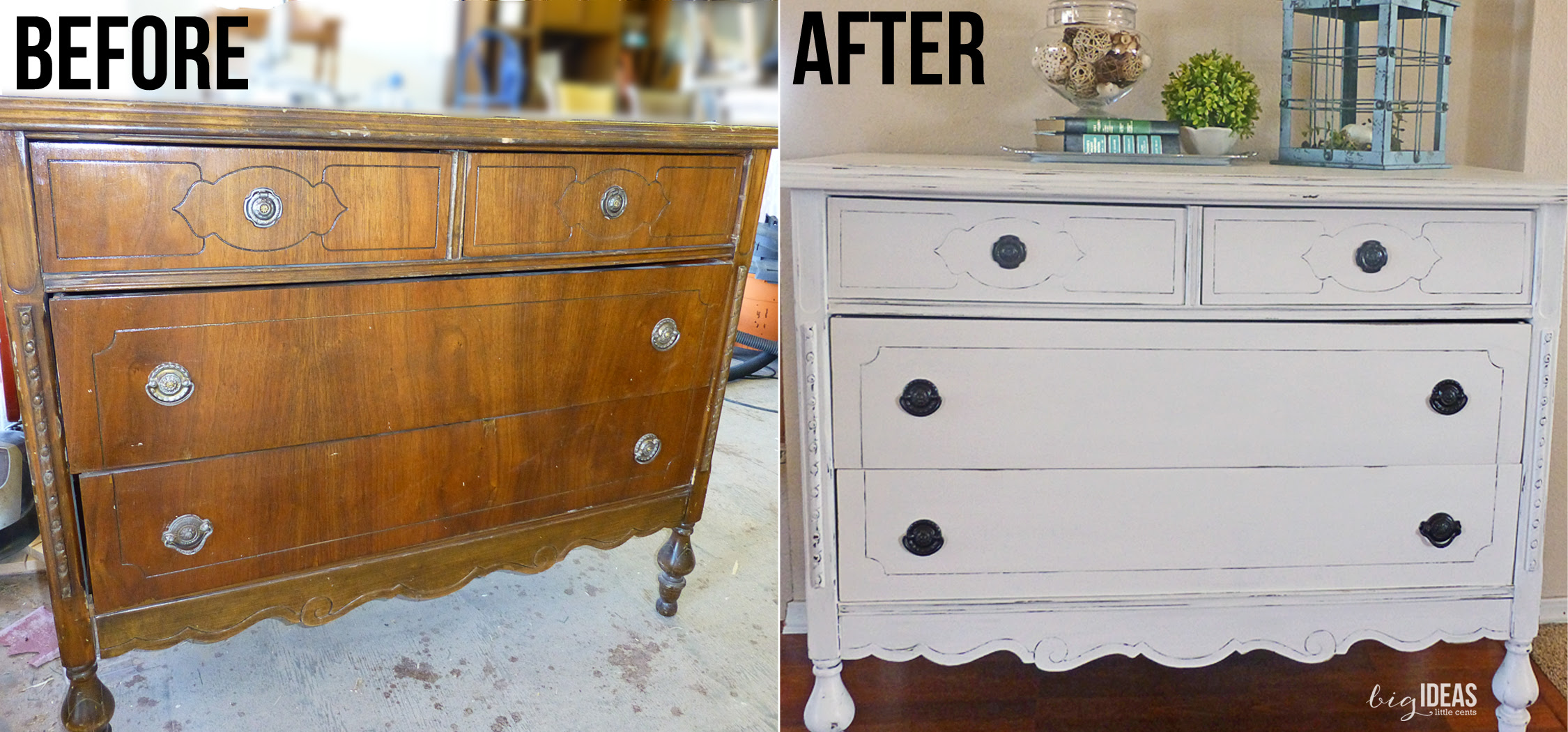 Jetson Green - Make Your Furniture Mock an Antique With ...