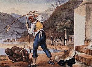 Slavery in Brazil, by Jean-Baptiste Debret (17...
