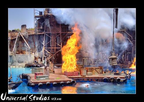 Waterworld at Universal Studios