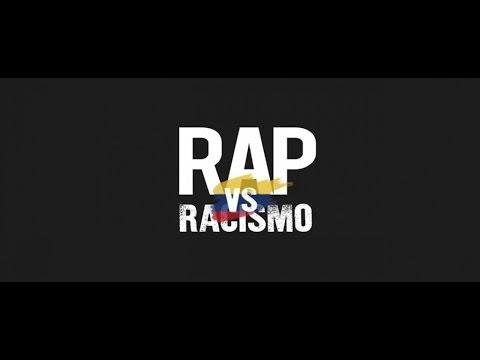 El Chojin lo hace de nuevo, Rap contra el Racismo Colombia