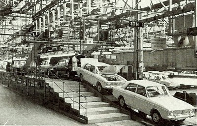 History in Focus: Decline of the British Motoring Industry -