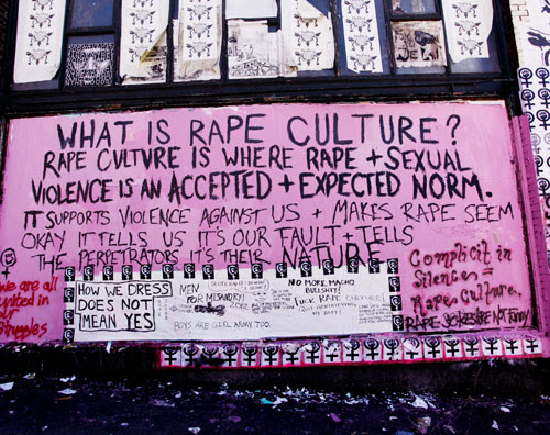Image result for rape culture art