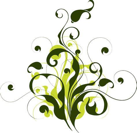 flora abstrak kerawang gambar vektor gratis  pixabay