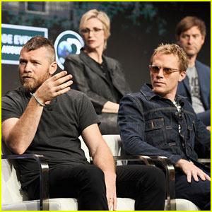 Sam Worthington, Jane Lynch & Paul Bettany Bring 'Manhunt: Unabomber' To TCA Summer Press Tour - Watch Trailer!