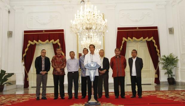 Jokowi Bikin Tim, Ada 7 Keanehan Kasus Bambang KPK