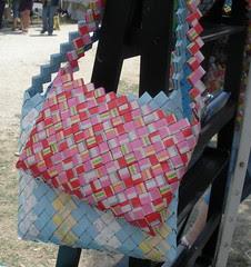 Debbie Jo's Candy Wrapper Bags