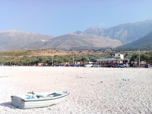 La panoramica di Qafe Llogara by Ylbert Durishti