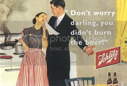 schlitz vintage ad
