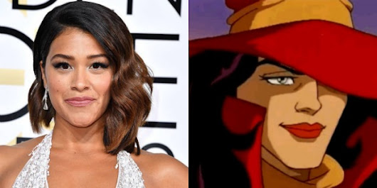 "Gina Rodriguez to Voice ""Carmen Sandiego"" for Netflix as Two Movie Studios Battle for Her Next Slot (Exclusive)"