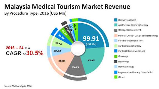 Medical Tourism Market by Procedure Type and Forecast - 2024 | Transparency Market Research