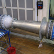 Test rig operation of a pump as turbine - Institute for Hydaulic Fluid Maschinery (HFM) - Graz University of Technology