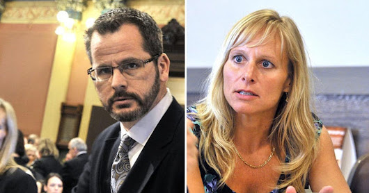 Recordings: State rep asked aide to hide relationship