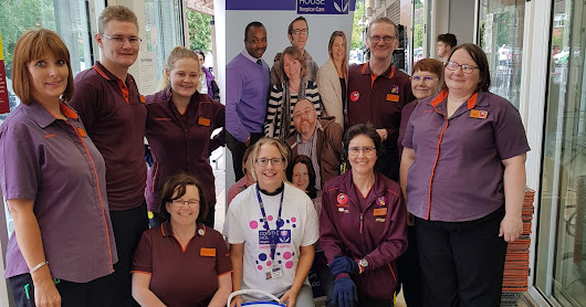 Sainsbury's Sherborne officially launches its charity partnership