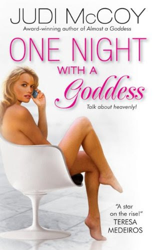 One Night With a Goddess by Judi McCoy