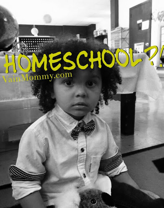 Homeschooling? What If I do — What If I Don't??