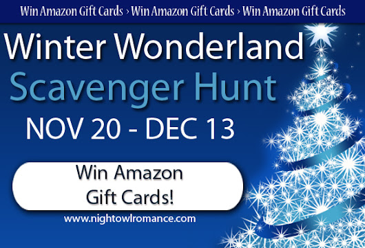 #Giveaway ~ Winter Wonderland Scavenger Hunt... #WIN Amazon GC $100 GRAND PRIZE #books #romance