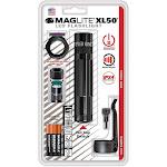 Maglite XL50 LED 3-Cell AAA Flashlight 200 Lumens - Black