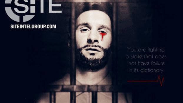 Propaganda do 'Estado Islâmico' usando imagem de Lionel Messi circulou pelas redes