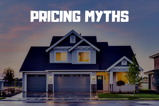 3 Mistakes Home Sellers Make When Pricing A Home