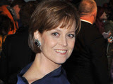 Sigourney Weaver at the UK film premiere of 'Paul'