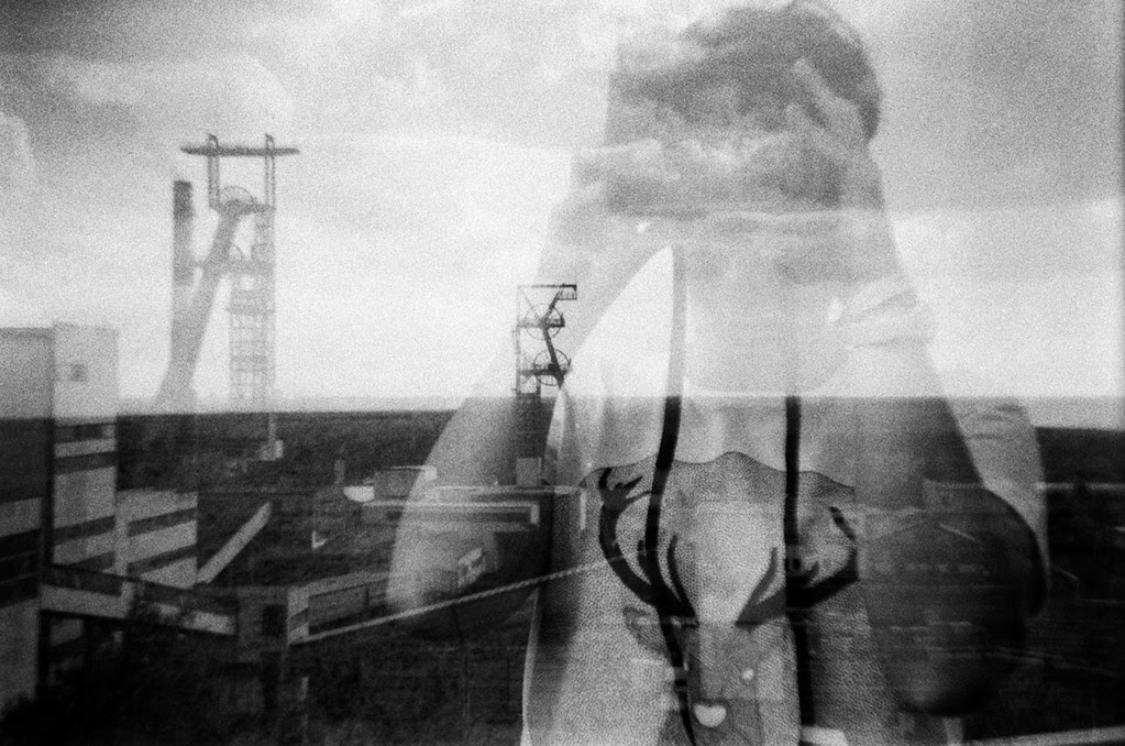 Multiple Exposure on Lomo Konstruktor - Copyright © 2013 Marcin Michalak Photography.