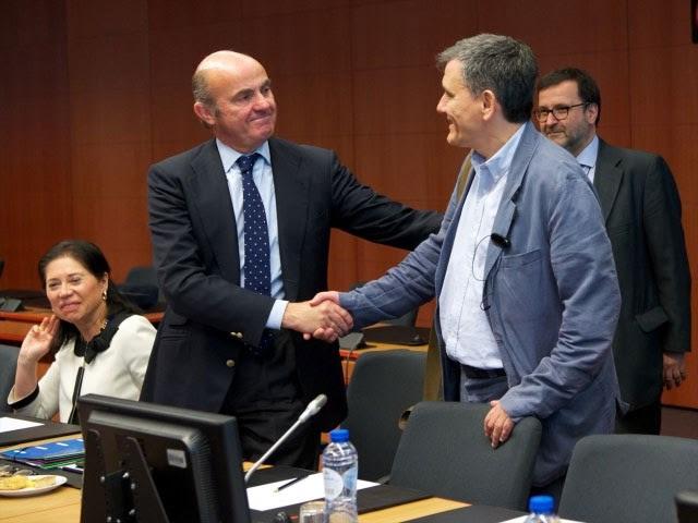 έλληνας υπουργός Ευκλ. Τσακαλώτος δήλωσε αισιόδοξος ότι σε τρεις εβδομάδες θα έχουμε καλύτερα αποτελέσματα