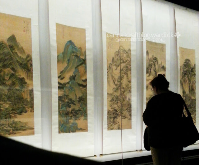 Chinese Masterpieces exhibition