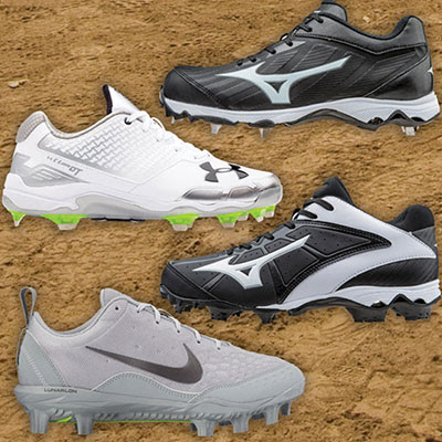 Features of Softball Cleats