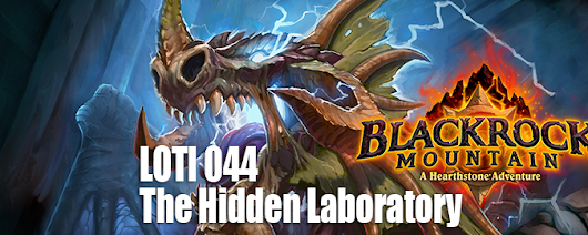 LOTI 044 - The Hidden Laboratory, Kappa