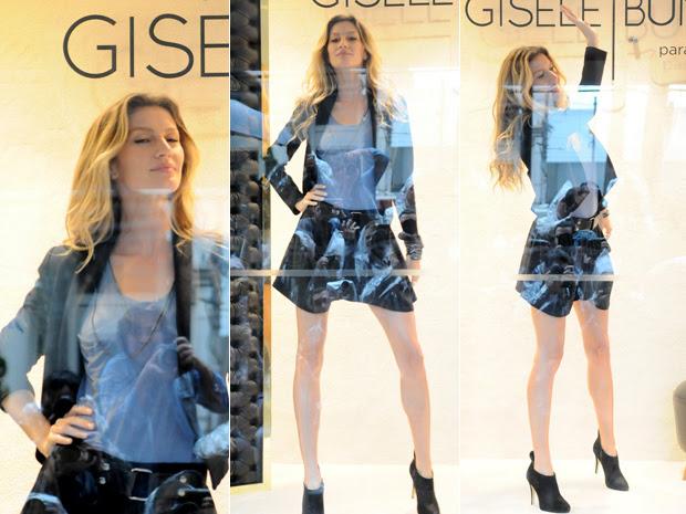 Gisele Bündchen (Foto: Francisco Cepeda/AgNews)