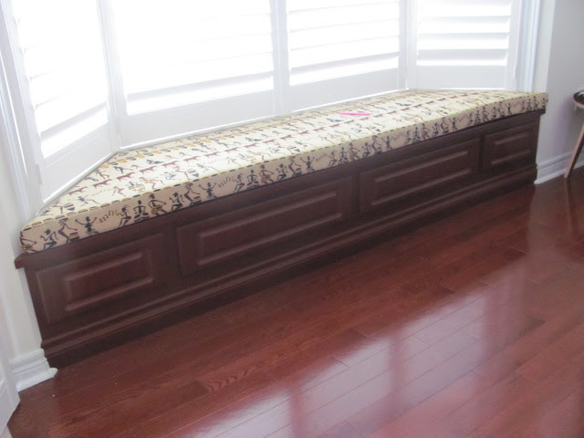 Window Seat Bench - - living room - toronto - by Samer