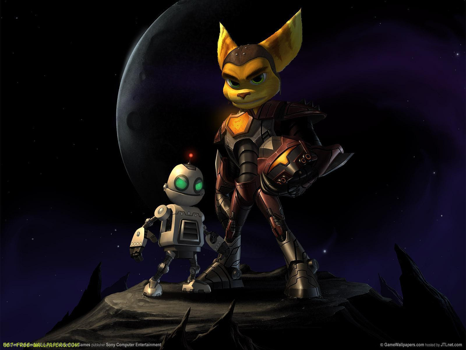 Ratchet And Clank Wallpaper Ratchet And Clank Wallpaper