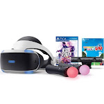 PlayStation VR Blood & Truth and Everybodys Golf Bundle