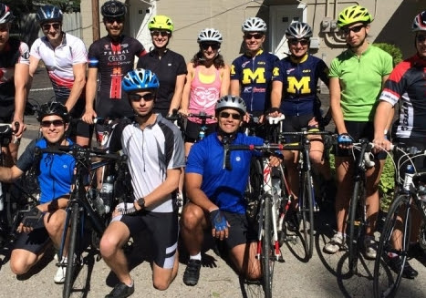 University of Michigan Cycling Team and Ann Arbor Velo Club, Partners in Success - USA Cycling