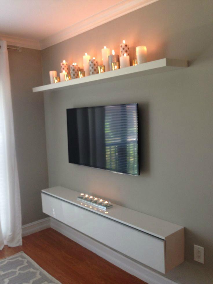 40 Tv Wall Decor Ideas Inspirational Tv Decoration Decoholic
