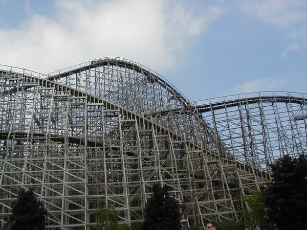 Mean Streak Cedar Point