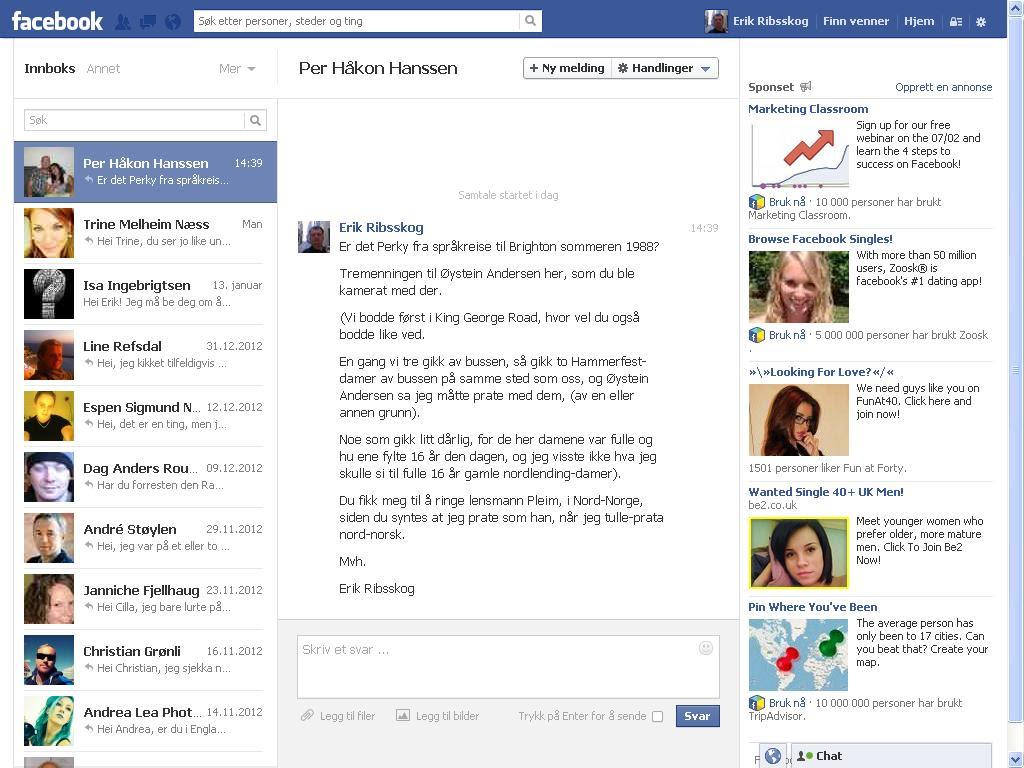 mer fra facebook perky