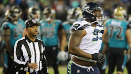 Jaguars ban four fans for throwing objects at Seahawks | NFL | Sporting News