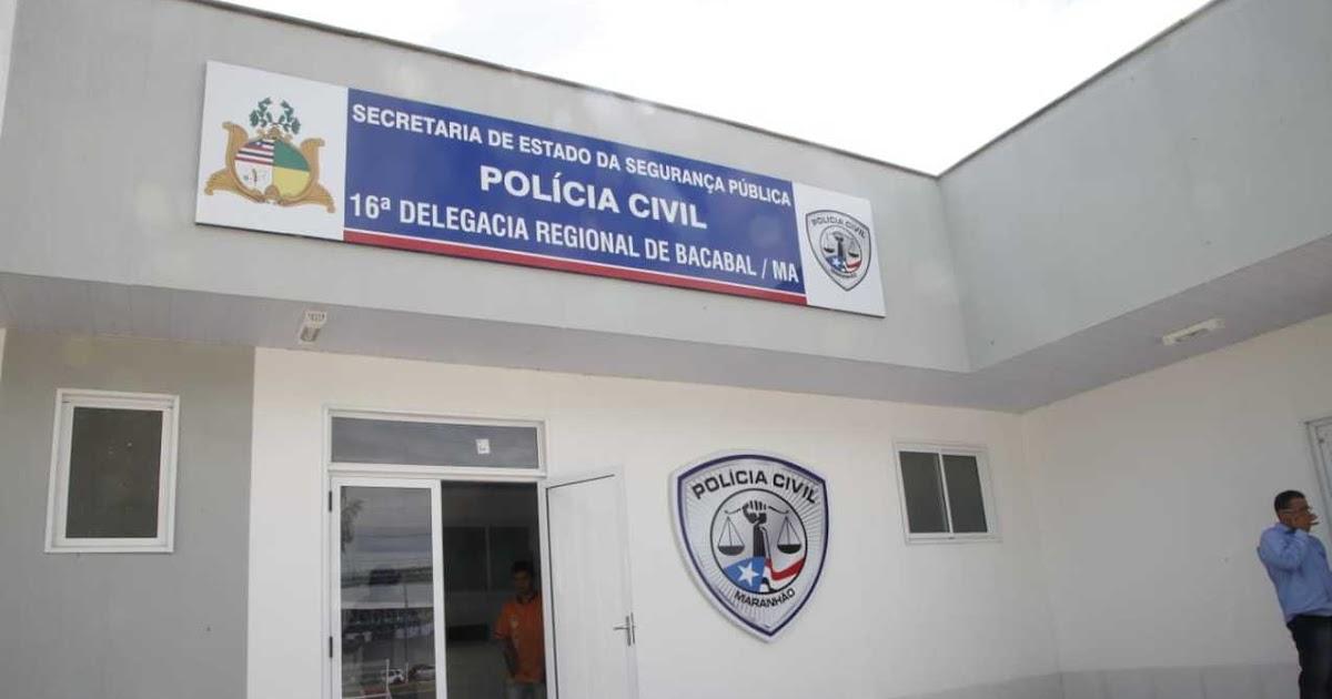 POLÍCIA CIVIL PRENDE HOMEM POR TENTATIVA DE HOMICÍDIO EM BACABAL