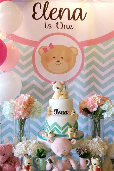 Kara's Party Ideas Teddy Bear Birthday Party   Kara's