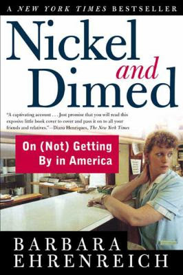 Book cover: Nickel and Dimed