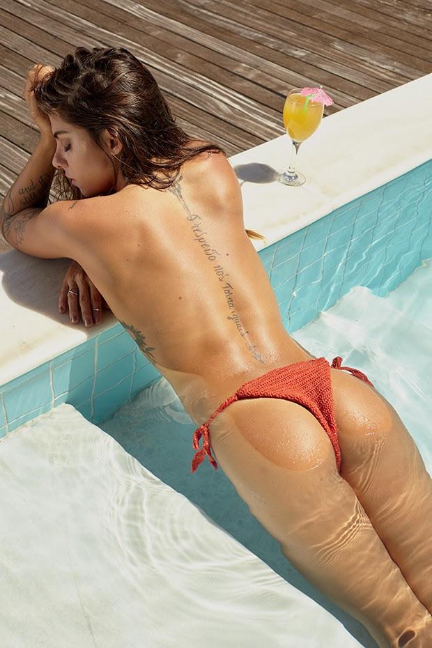 Alana Pacelli  (Foto: João Arraes)
