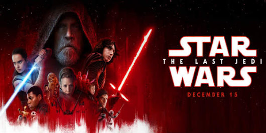 Movie Review: The Force Is Strong in Star Wars: The Last Jedi - :|: Zengrrl :|: Michelle Snow :|: