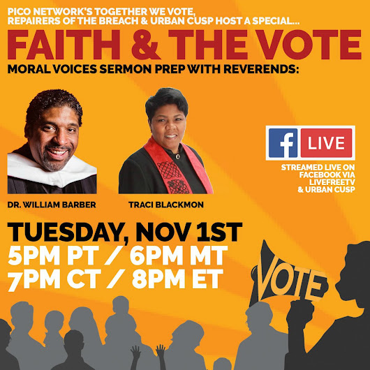 Faith & The Vote - KineticsLive.com