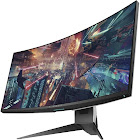"Dell Alienware AW3418DW - 34.1"" Curved IPS LED Monitor - WQHD - 21:9 - Epic Silver"