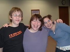 Cory, Maria & Whitney