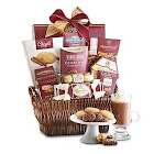 Premier Sweets and Treats Gift Basket Premier by 1-800-Baskets - Gift Basket Delivery