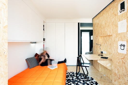 Xadrez Apartment / UMA Collective | ArchDaily