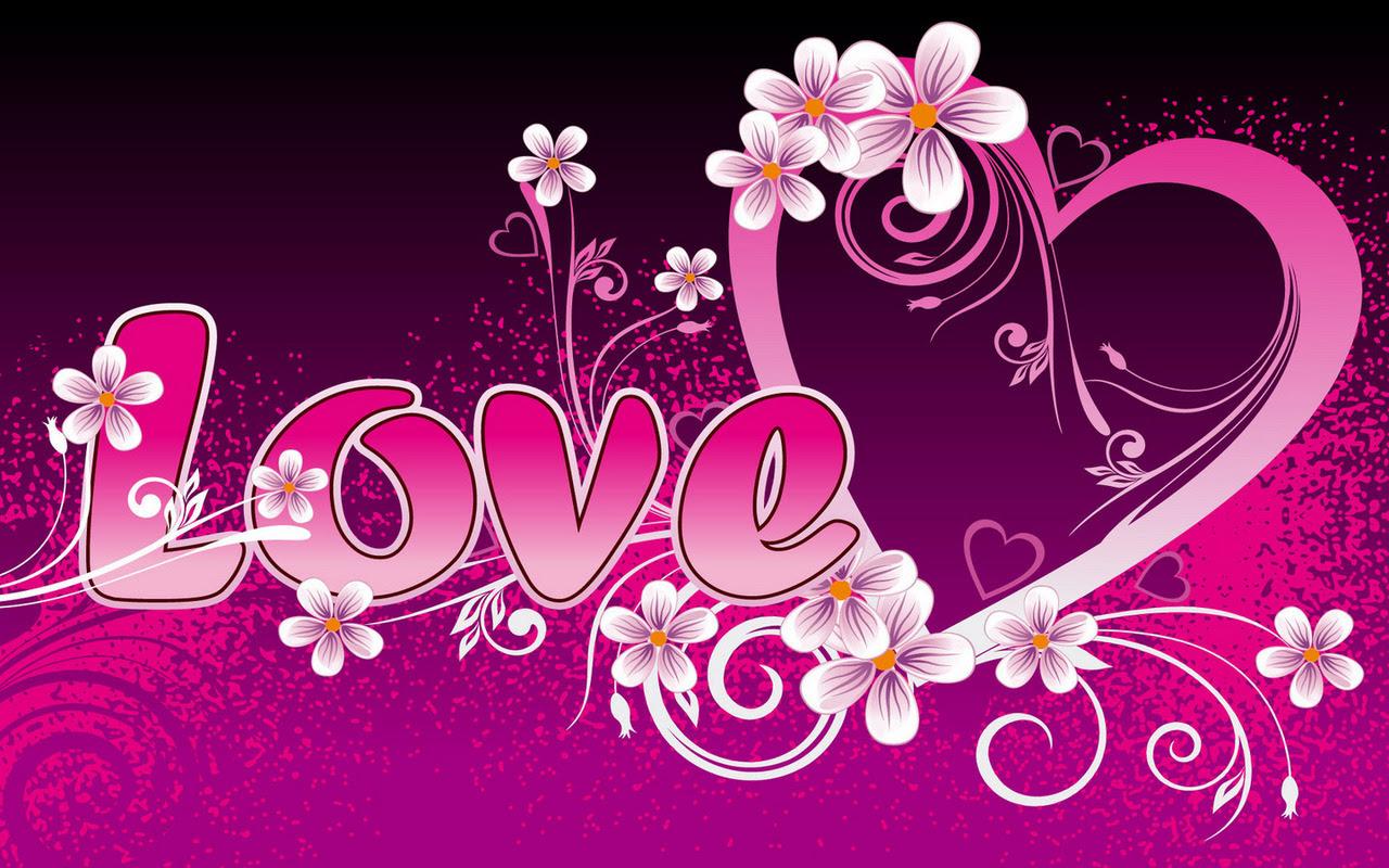440 Koleksi Romantic Name Wallpaper Terbaru