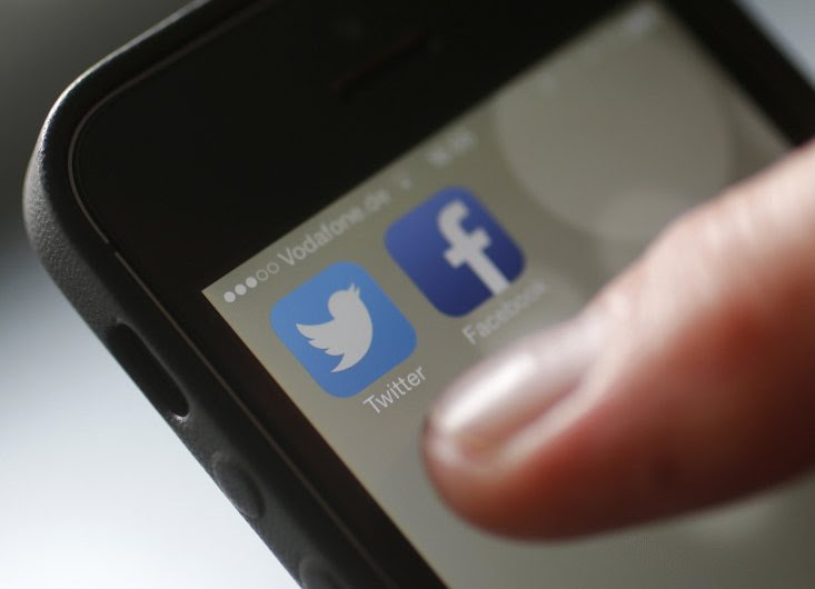 Facebook, Twitter, Google và Microsoft